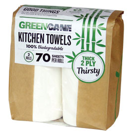 GreenCane Kitchen Towels