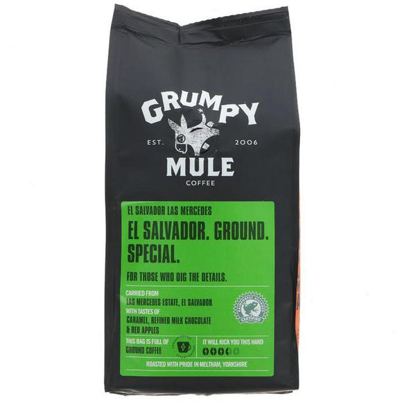 Grumpy Mule El Salvador Ground