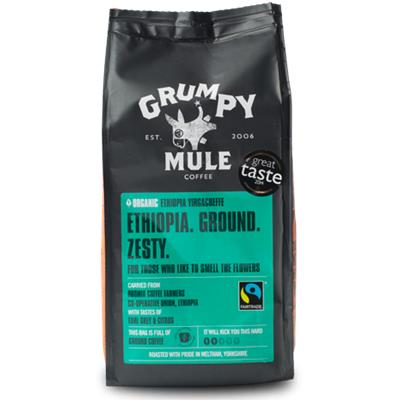 Grumpy Mule Ethiopia Ground
