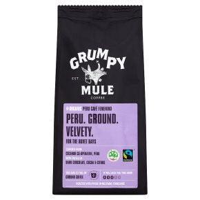 Grumpy Mule Peru Ground