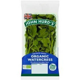 Organic Watercress (bag)