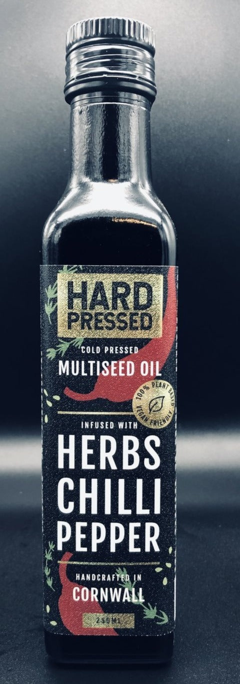 Hard Pressed Chilli Pepper 250ml
