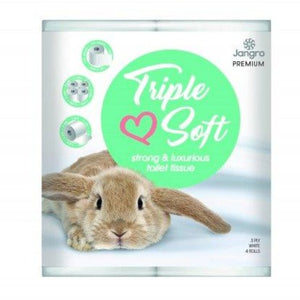 Triple Soft Toilet Tissue