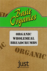 Just Wholefoods Wholemeal Breadcrumbs 175g