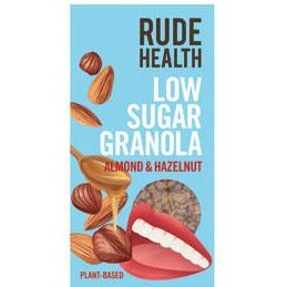 Rude Health Low Sugar Granola - Almond & Hazelnut