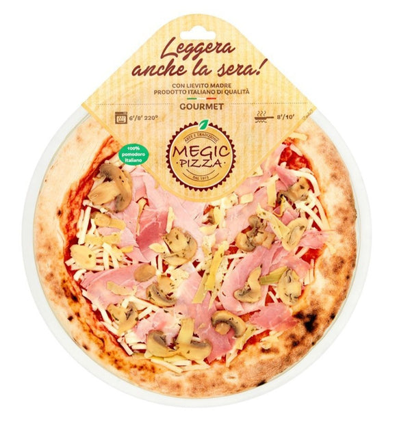 Megic Pizza Capricciosa 400g