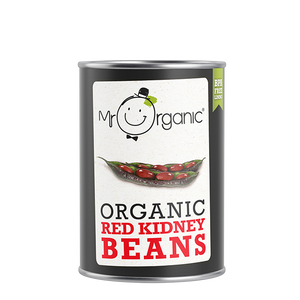 Mr Organic Organic Red Kidney Beans 400g