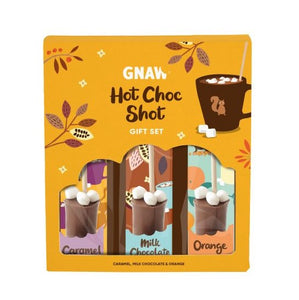 Gnaw Variety Hot Shot Gift Set