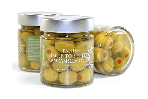 Olives Manzanilla Stuffed With Pimiento 260g