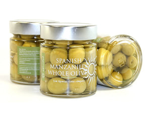 Olives Whole Manzanilla 260g