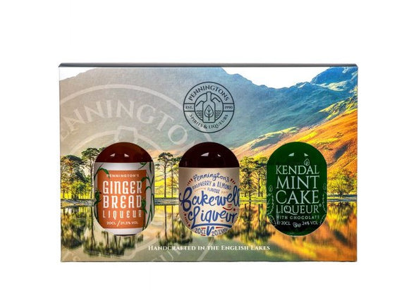Penningtons Spirits Gift Set of Liqueurs 3 x 200ml