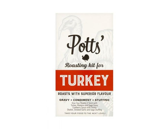 Potts Turkey Roasting Kit