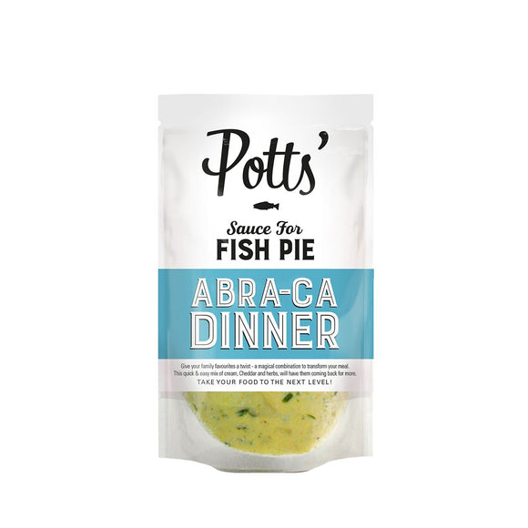 Potts Sauce for Fish Pie 400g