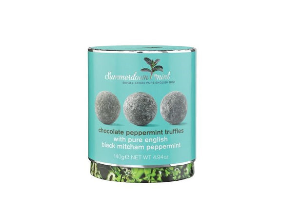 Summerdown Mint Chocolate Peppermint Truffles 140g