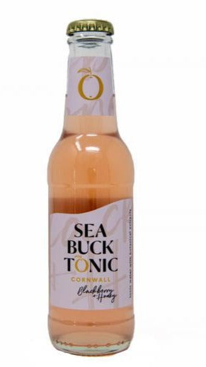 Sea Buck Blackberry & Honey Tonic 200ml