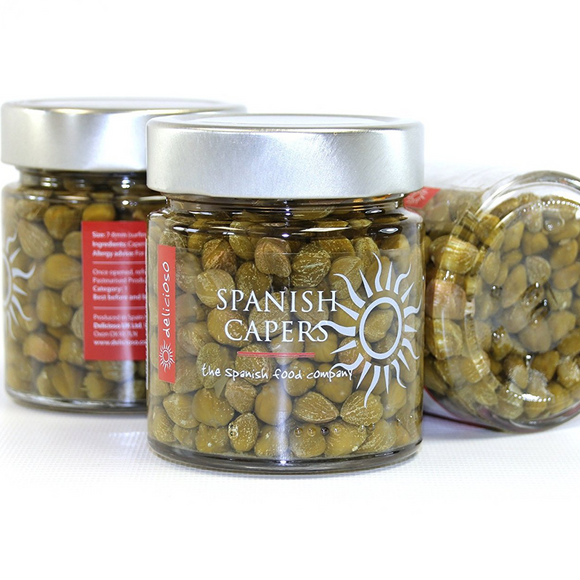 Spanish Capers 260g