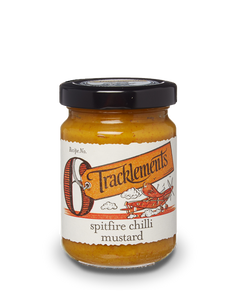 Tracklements Spitfire Chilli Mustard