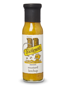 Tracklements Sweet Mustard Ketchup 230ml