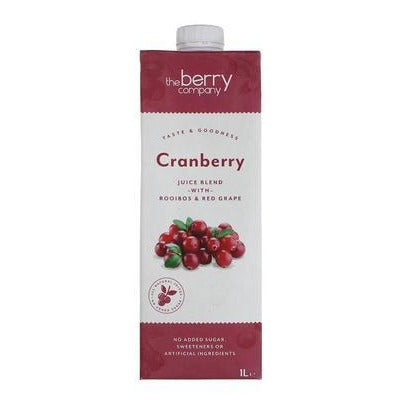The Berry Co Cranberry 1L