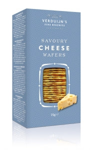 Verduijns Savoury Cheese Crackers 75g