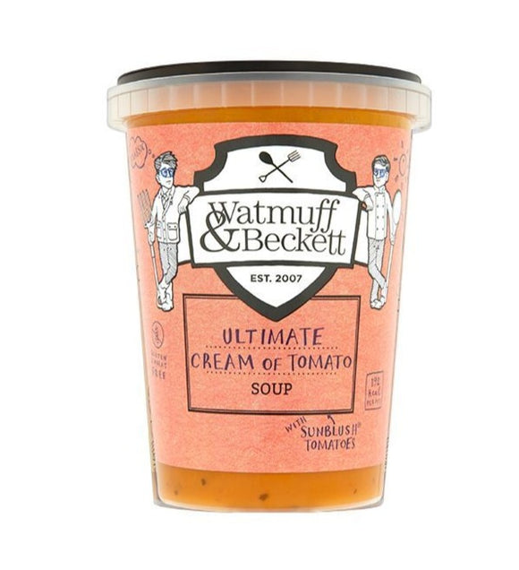 Watmuff Beckett Ultimate Tomato Soup 600g