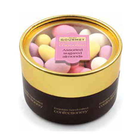 Assorted Sugared Almonds 200g