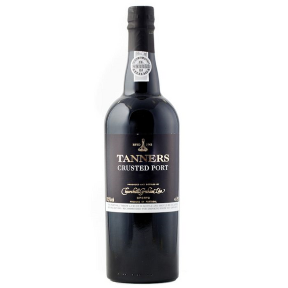 Tanners Crusted Port 2006 75cl