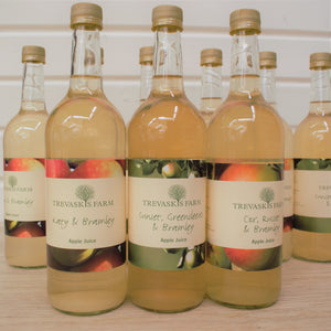 TF Apple Juice 750ml