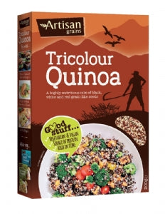 Artisan Grains Tricolour Quinoa