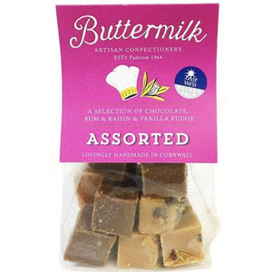 Buttermilk Assorted Fudge 175g