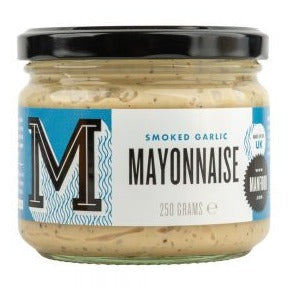ManFood Smoked Garlic Mayonnaise