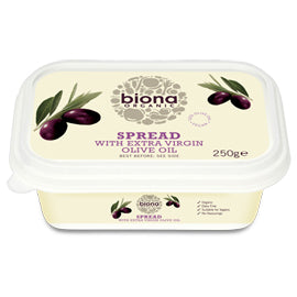 Biona Olive Oil Spread 250g