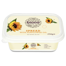 Biona Organic Sunflower Vegetable Spread