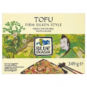 Blue Dragon Firm Tofu 349g