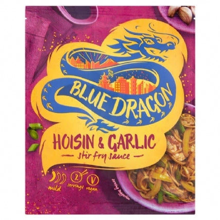 Blue Dragon Hoi Sin And Garlic Stir-Fry Sauce 120g