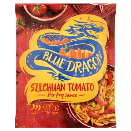 Blue Dragon Szechuan Stir Fry Sauce 120g
