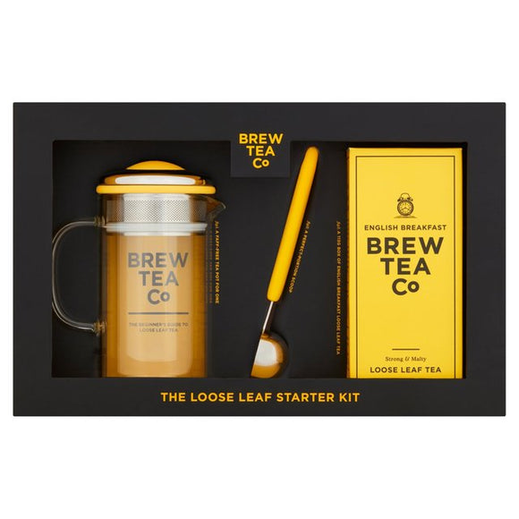 Brew Tea Co Loose Leaf Starter Kit