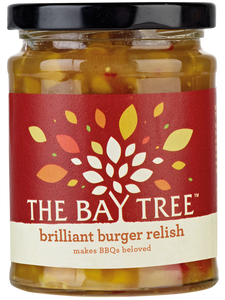 The Bay Tree Brilliant Burger Relish