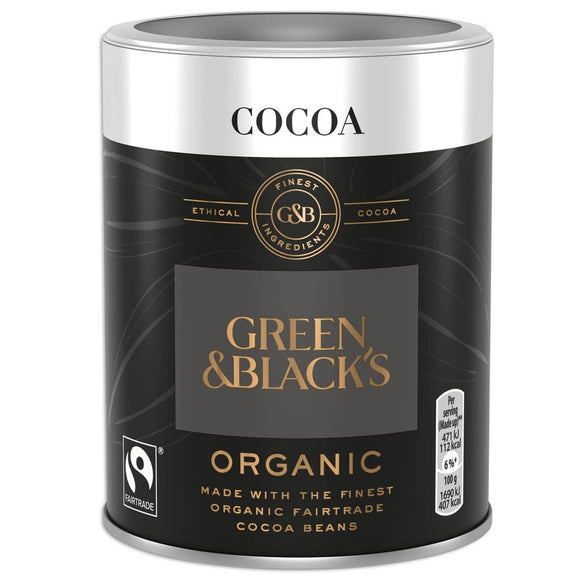 Green and Blacks Organic Cocoa Powder 125g
