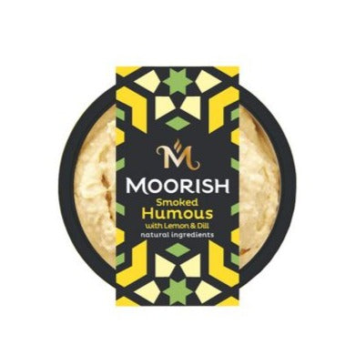 Moorish Smoked Humous with Lemon & Dill 150g