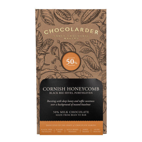 Chocolarder Cornish Honeycomb 50% (70g)