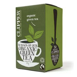 Clipper Green Tea 50 Bags