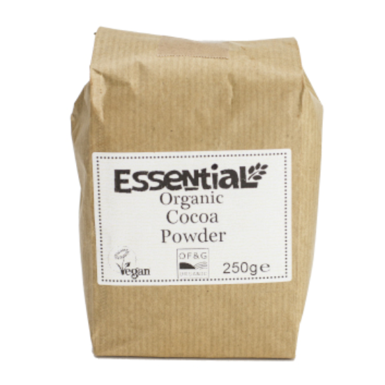 Essential Organic Cocoa Powder 250g