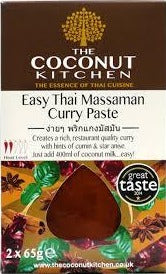 Coconut Kitchen Easy Thai Massaman Curry Paste