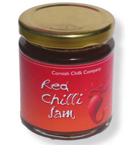 Cornish Chilli Co Red Chilli Jam 225g