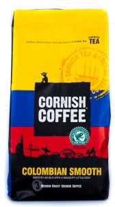 Cornish Coffee Colombian Smooth 227g