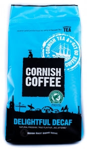 Cornish Coffee Decaf Ground Coffee 227g