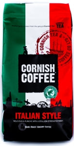 Cornish Coffee Italian Style 227g