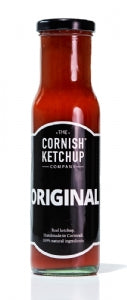 Cornish Ketchup Original 225g