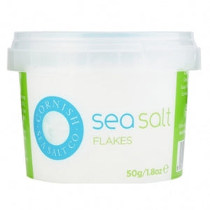 Cornish Sea Salt Flakes 50g